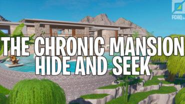 The Chronic Mansion | Hide & Seek