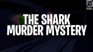 THE SHARK MURDER MYSTERY(5 PLAYERS)