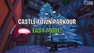 Castle Town Parkour [Easy Mode]