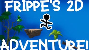 Frippe's 2D adventure!