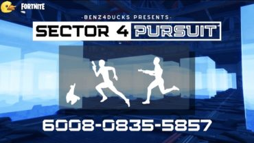 Sector 4 – Pursuit (8 player)