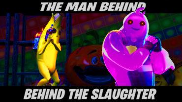 Man behind slaughter in Fortnite