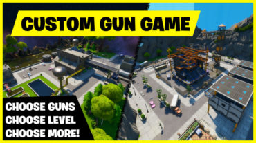 Custom Gun Game