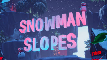 ❄ Snowman Slopes Zone Wars ❄