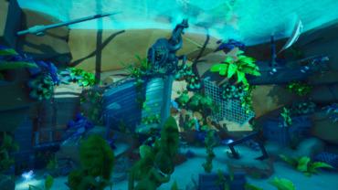 Shipwreck Cove – FFA map