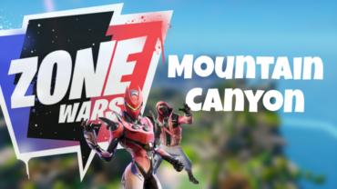 Mountain Canyon ZoneWars