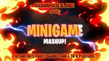 Mini Game Mashup!
