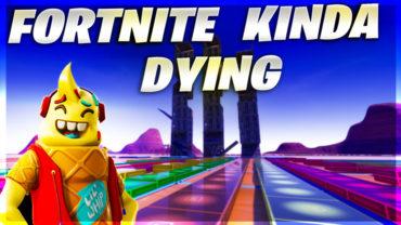 Fortnite Kinda Dying in Fortnite Music Block