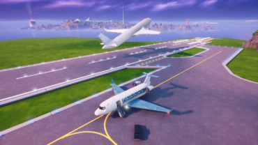 MakaMakes Airport Simulator