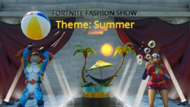 Fashion Show Theme: Summer
