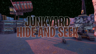 Junkyard Hide And Seek