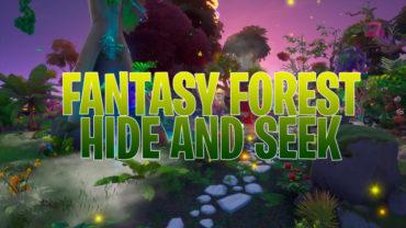 Fantasy Forest: Hide & Seek