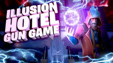 Illusion Hotel: Gun Game
