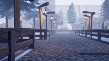 Winter Woods HIDE n SEEK