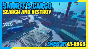 Smurff's Cargo - Search and Destroy