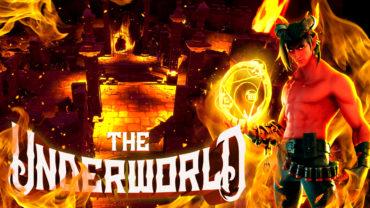The Underworld - Gun Game