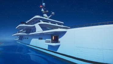 The Yacht Gun Fight