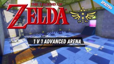 Zelda 1v1 Arena