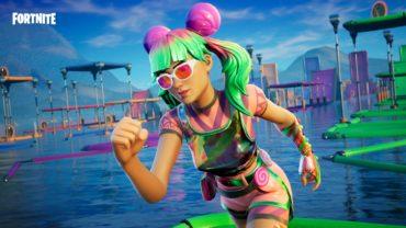 Summer Splash - Deathrun Race!