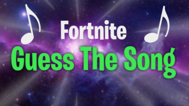 GUESS THE SONG: 4 THEMES