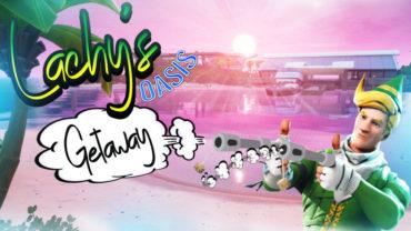 Lachy's Oasis Getaway!