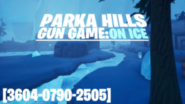 Parka Hills – Gun Game: On Ice