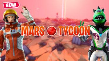 Mars Tycoon
