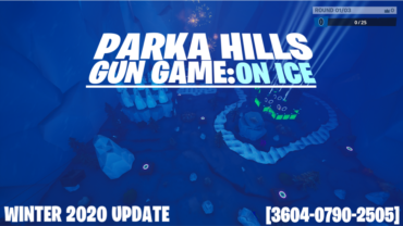 Parka Hills - Gun Game: On Ice (GAMEMODE SELECTION UPDATE)