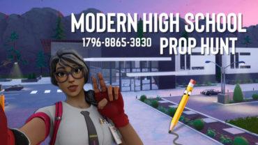 Modern High School Prop Hunt