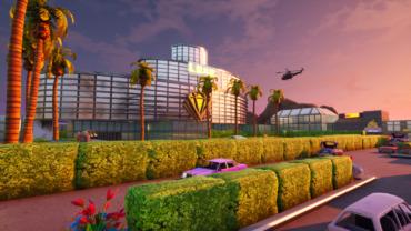 Luxe Casino: Prop Hunt