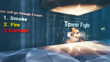 Tower Fight FFA