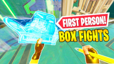 First Person Box Fights