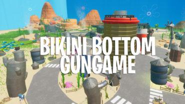 Bikini Bottom Gungame