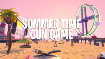 Summer Time Gun Game