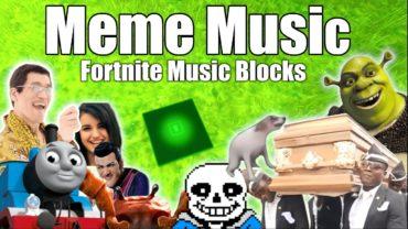 Meme Mashup (52 Songs)
