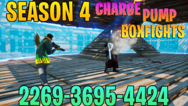 *BEST* CHARGE/PUMP/COMBAT SHOTGUN Box Fights for SEASON 4