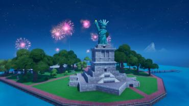 Liberty Island FFA!