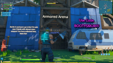 Armored.Arena FFA