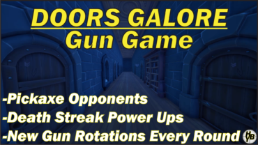 Doors Galore - Gun Game