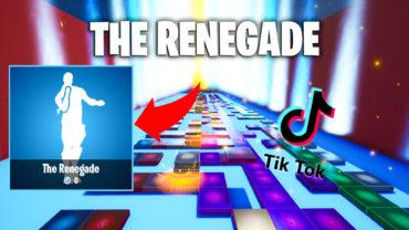 Renegade Emote in Fortnite