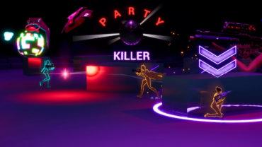 PARTY KILLER!