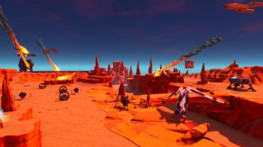 Star Wars: Geonosis – Destroy the transport