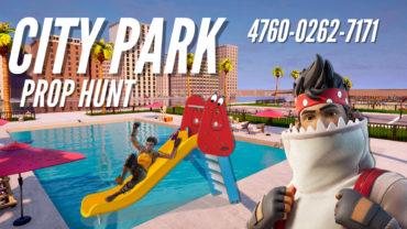 City Park Prop Hunt