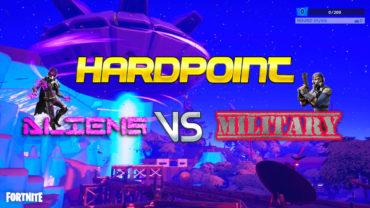Aliens VS Military (Hardpoint)
