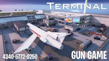 Terminal MW2 Remake Gun Game