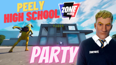 HIGHSCHOOL ZONE WARS BOXFIGHT PARTY DODGEBALL…PROPHUNT TENNIS FOOTBALL AND MORE !