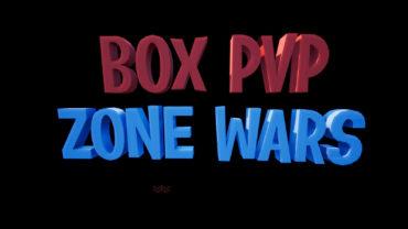SEASON 8 BOX PVP & ZONE WARS