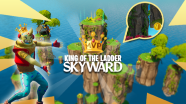 King of the Ladder: Skyward