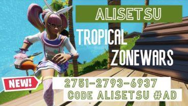 Alisetsu Tropical Zonewars [Season 3]