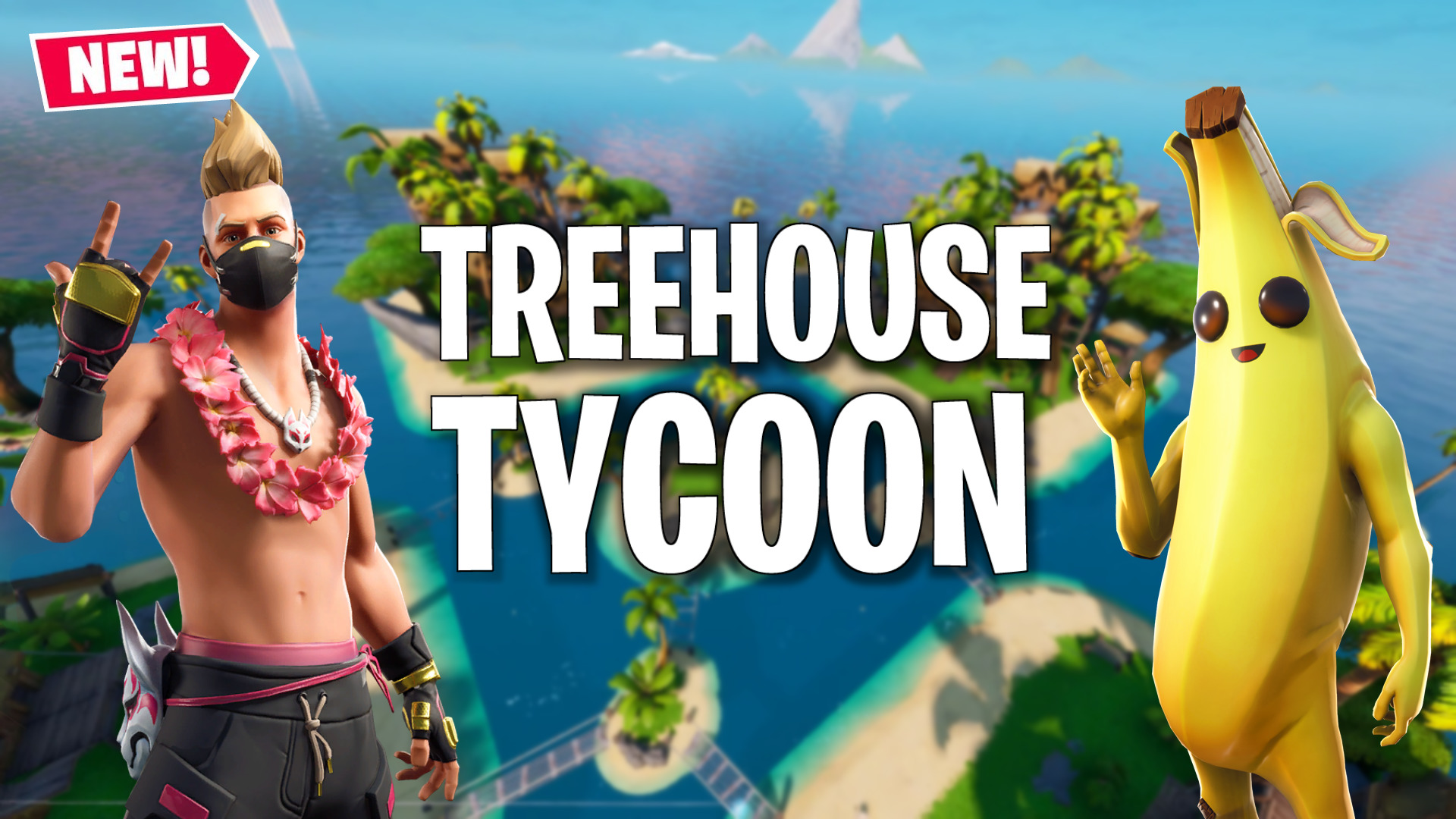 Treehouse Tycoon Pets Brendannnd Fortnite Creative Map Code